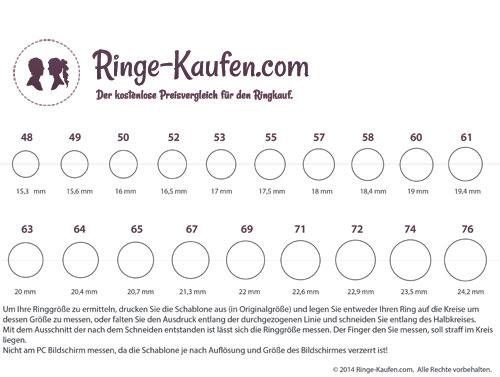 Ringgrößen bestimmen und berechnen   Ringe Kaufen.com
